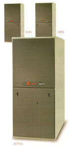Trane 95 Gas Furnaces