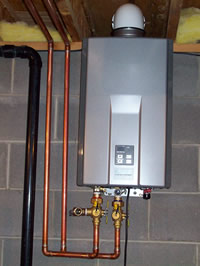 Best Water Heaters Rinnai Water Heaters Installed